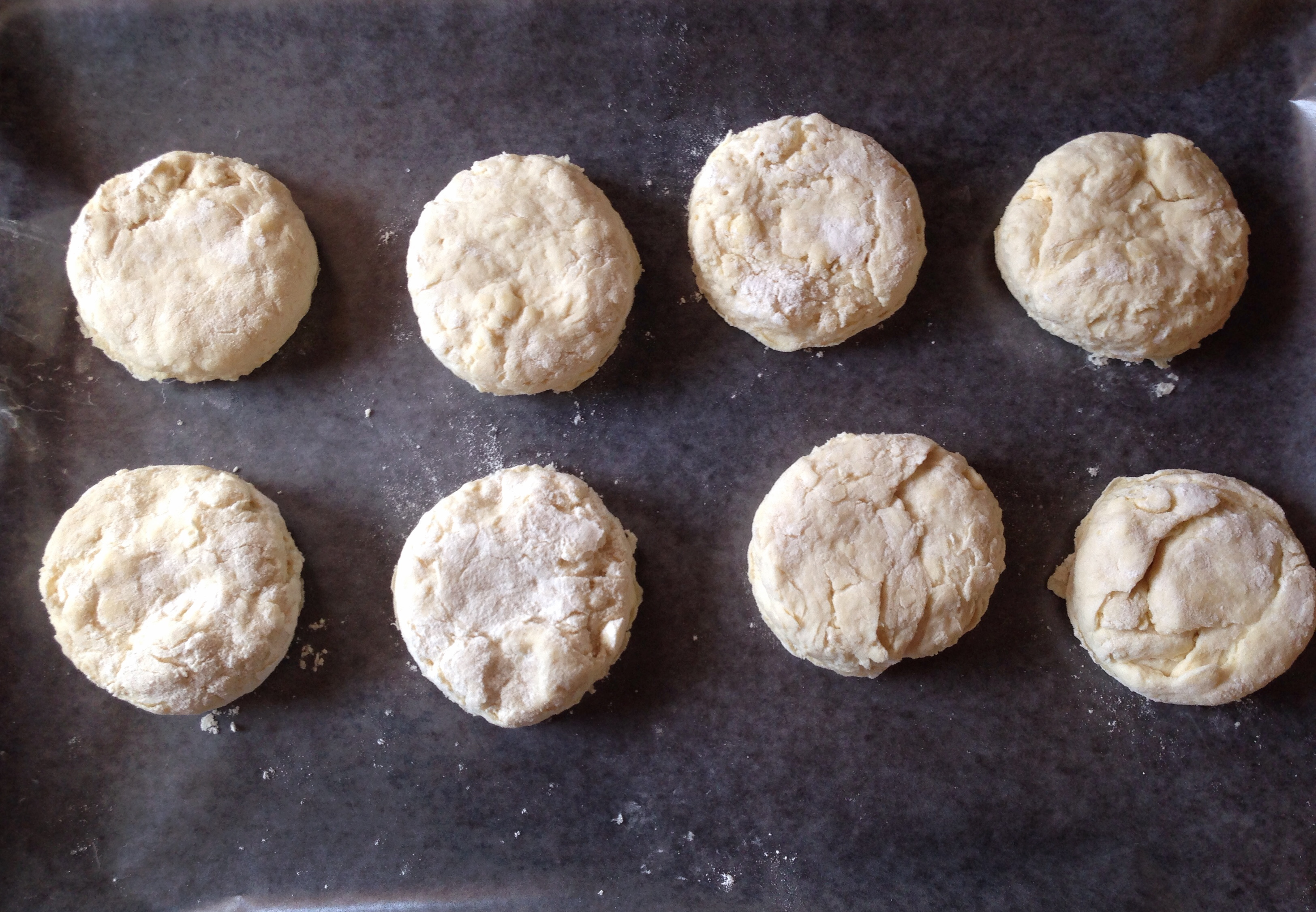 Make Ahead Buttermilk Biscuits